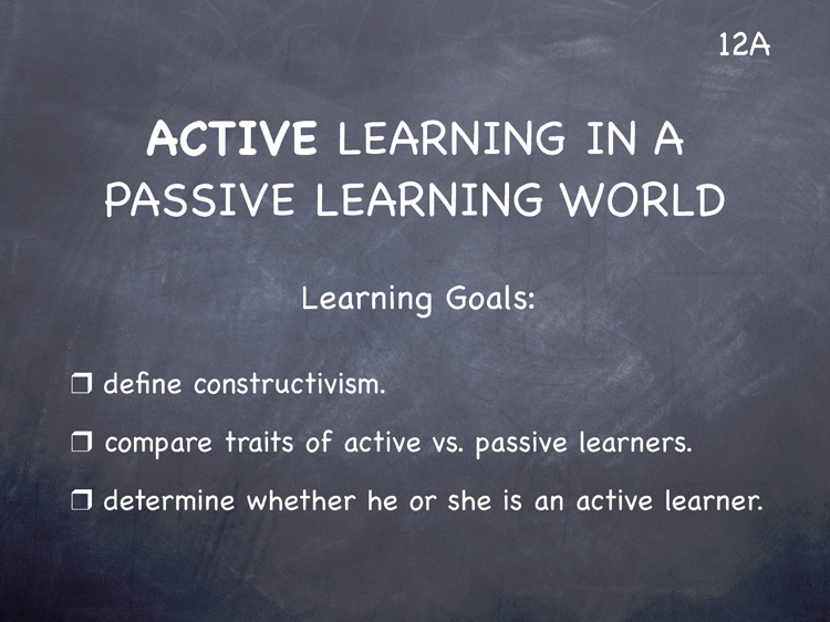 Lesson 12 - Study Skills Classroom Slides - page1