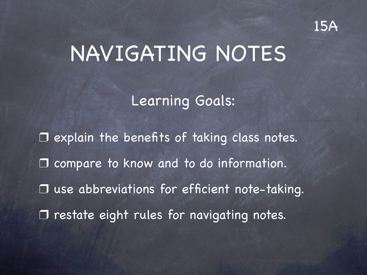Lesson 15 - Study Skills Classroom Slides - page1