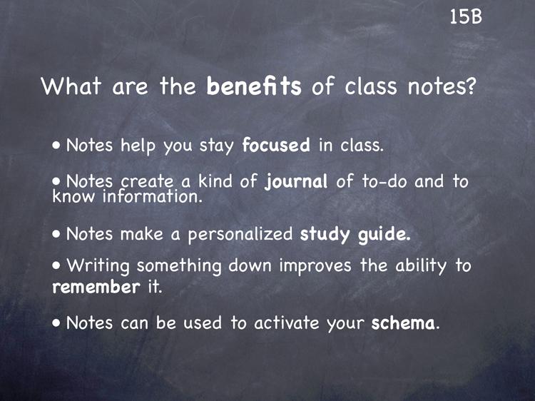 Lesson 15 - Study Skills Classroom Slides - page2