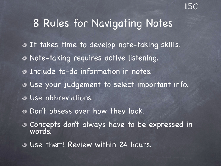 Lesson 15 - Study Skills Classroom Slides - page3