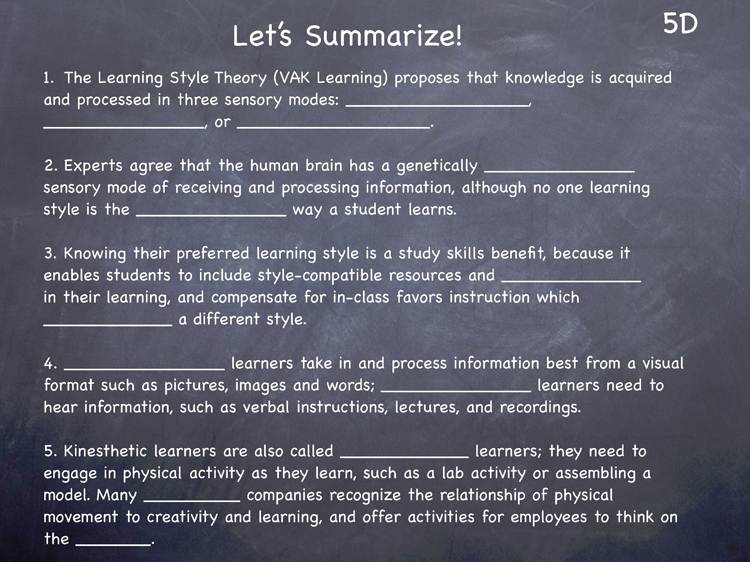 Lesson 5 - Study Skills Classroom Slides - page4