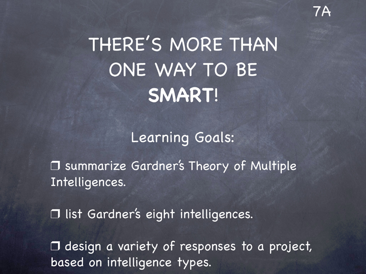 Lesson 7 - Study Skills Classroom Slides - page1